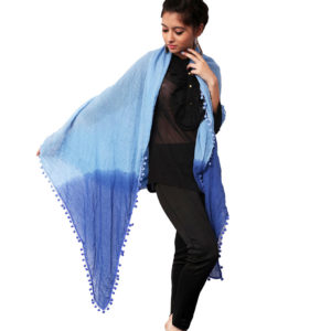 Dyed Scarves Manufacturers