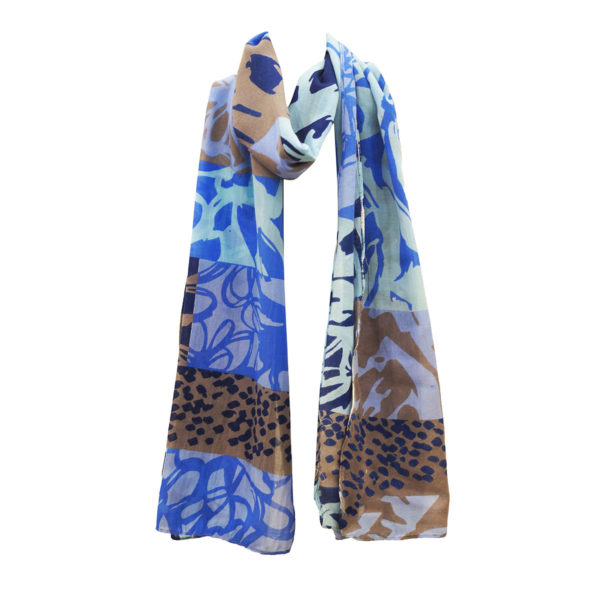 Polyester Printed Scarves Manufacturers