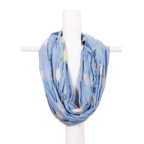 Cotton Loop Infinity Scarves Manufacturers