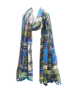 Cotton Printed Scarves Manufacturers
