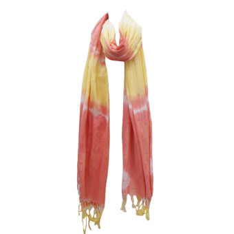 Cotton Tie-Dye Scarves Manufacturers
