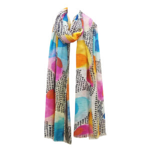 Linen Printed Scarves Manufacturers