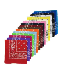 Cotton Bandana Scarves Manufacturers