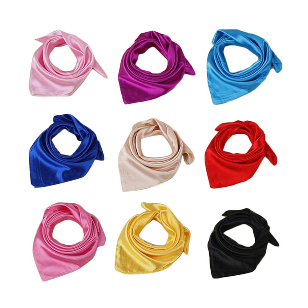 Silk Neck Scarves Manufacturers