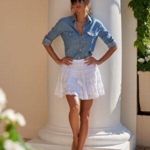 Broderede nederdele
